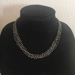 ZAD black necklace